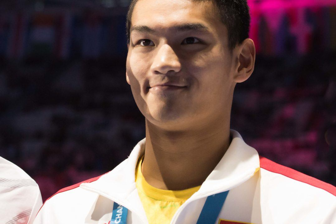 Xu Jiayu Says 100 Back Gold Medal Was Worth The Pain & Suffering