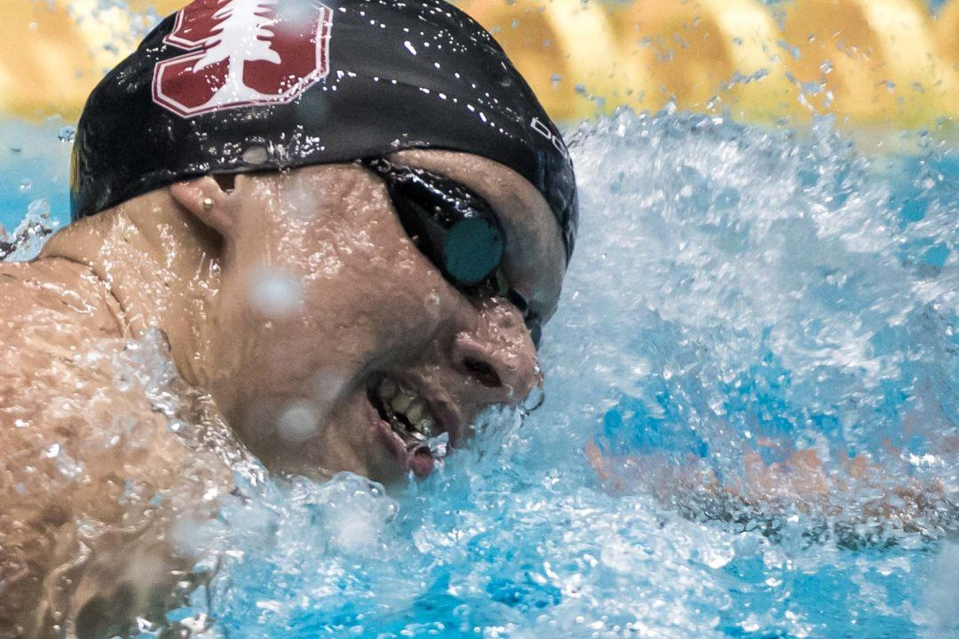 2018 Women's Pac-12 Championships: Day 2 Up/Mid/Downs