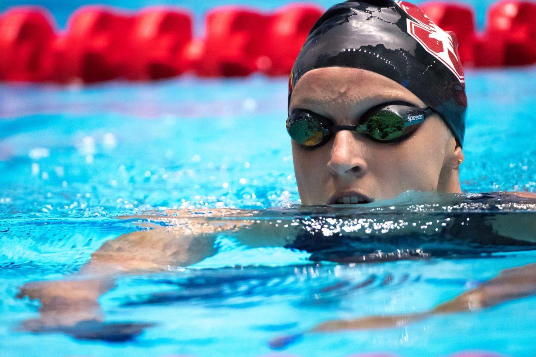 Blueseventy Swim of the Week: Ledecky Regains The Throne