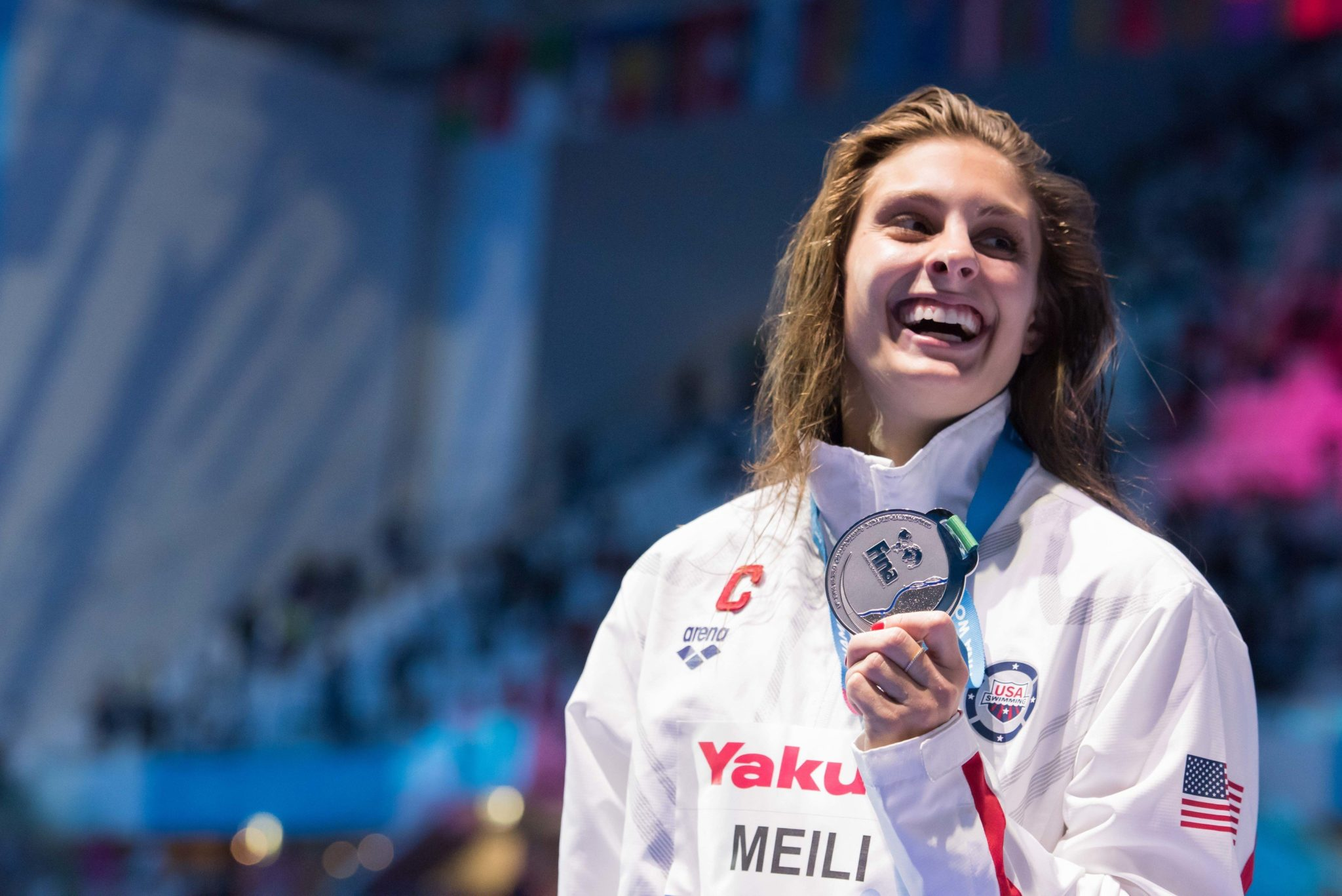 Law Student Katie Meili Joins Georgetown Coaching Staff
