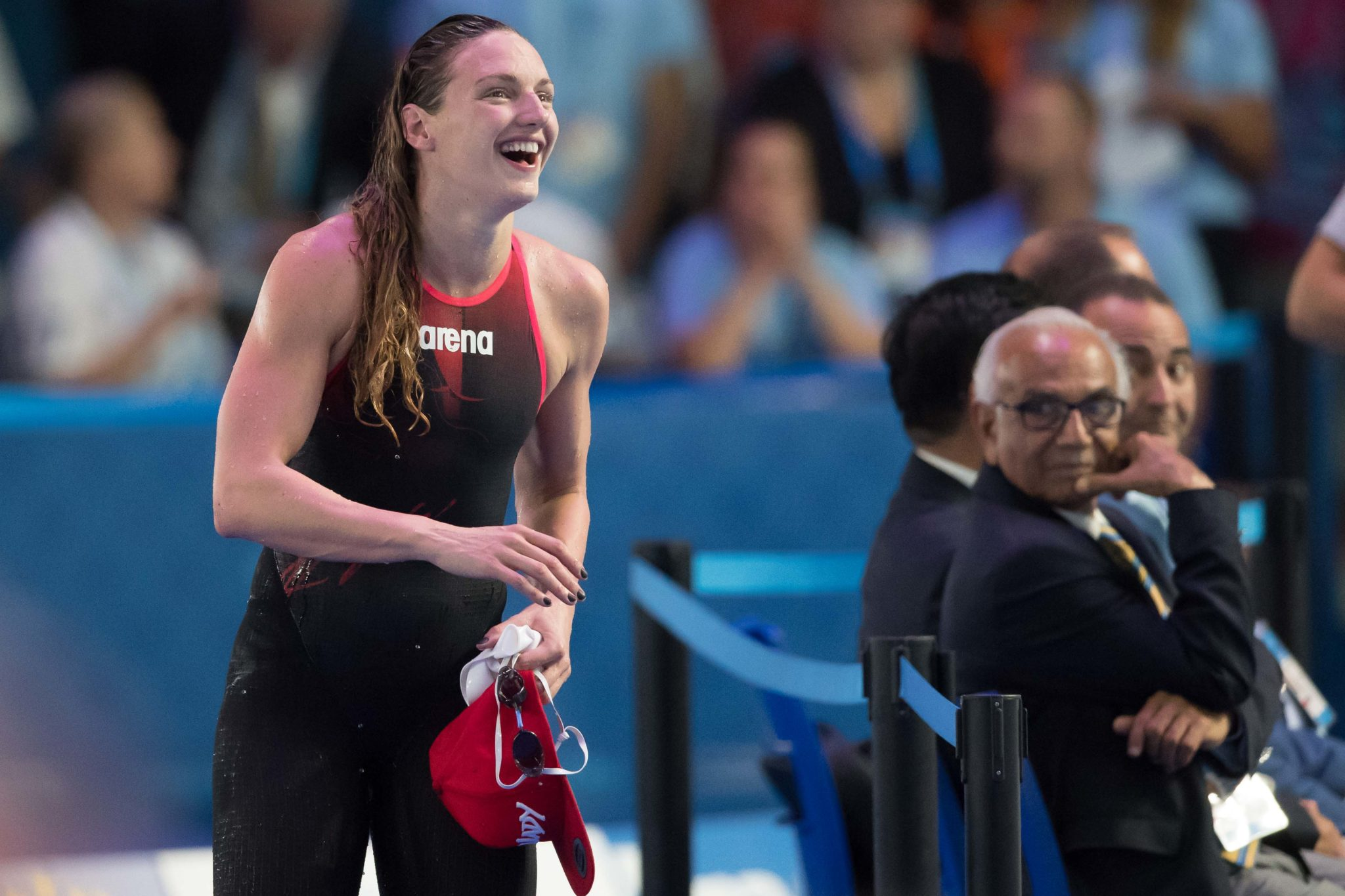 Budapest 2017 hosszu gewinnt 3 wm gold in folge ber 400 for Koch 400m world record
