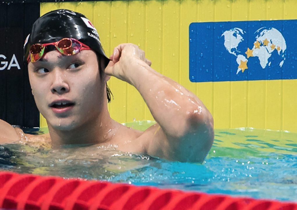 Katsumi Nakamura Cranks Out 21.87 50 Free For New NR