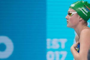 Kaylene Corbett Gets Under Olympic Qualification Cut With 2:25.18 200 Breast