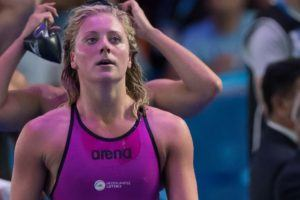 Toussaint Obliterates Dutch National Record In 100 Backstroke