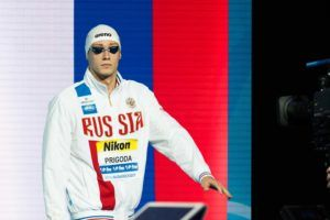 Russia's Prigoda Clocks New 200 SCM Breaststroke National Record