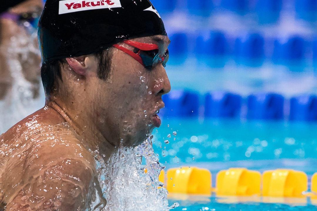 Kosuke Hagino Makes Japanese National Team At The 11th Hour