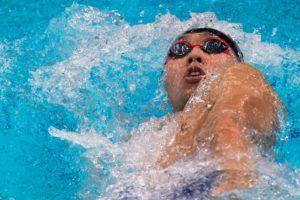Kosuke Hagino Continues Comeback With National Sports Festival