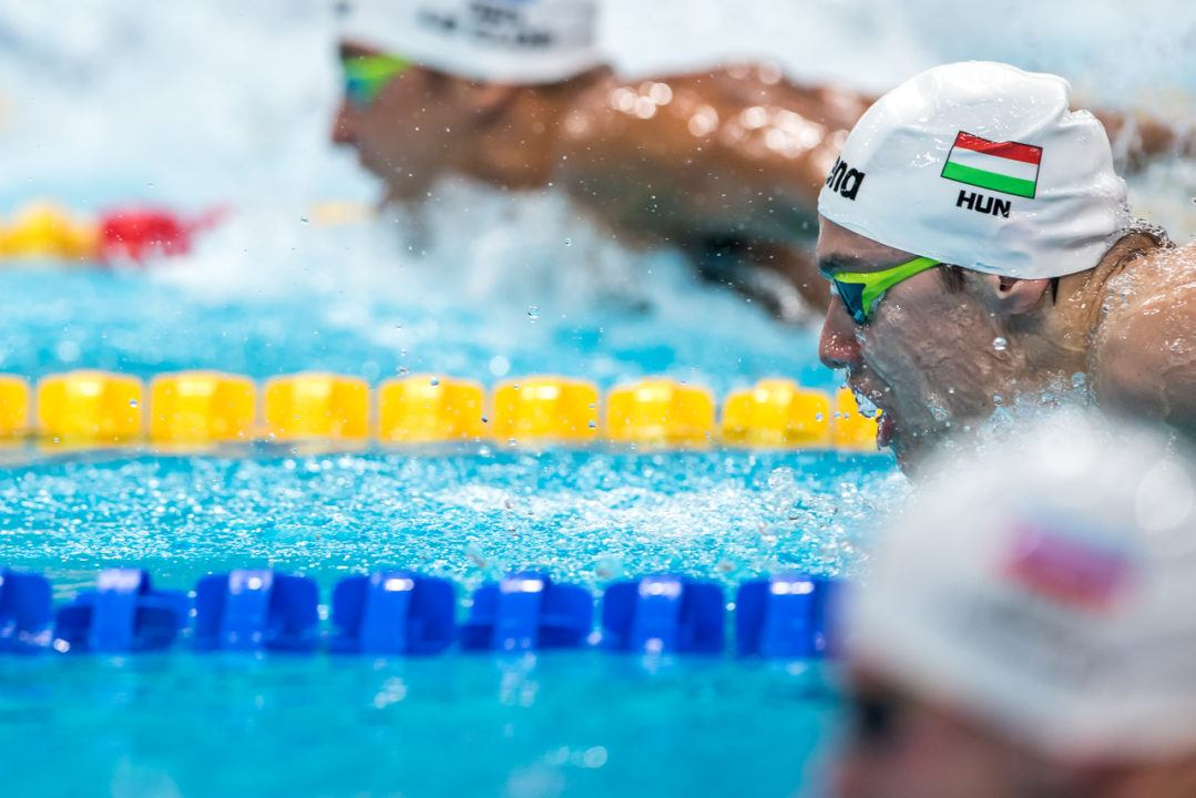66 Records Toppled at 2017 FINA World Junior Swimming Championships
