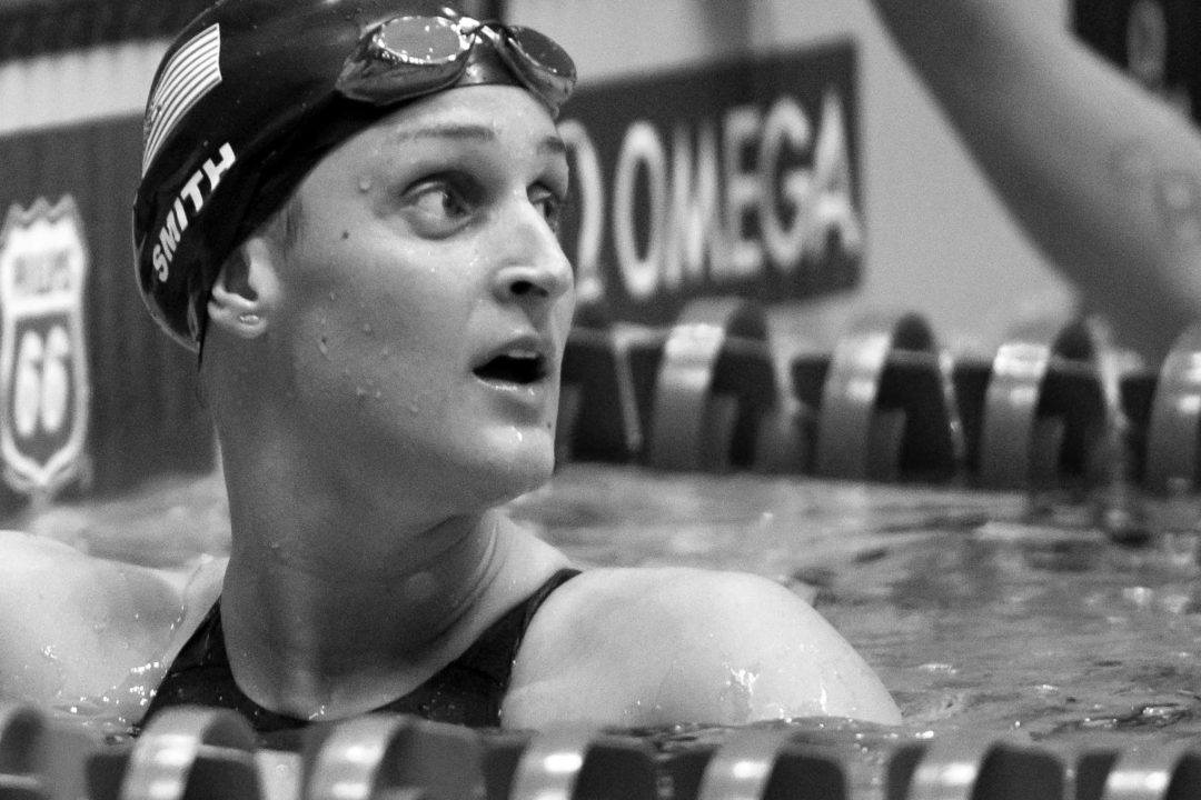Leah Smith, Caeleb Dressel Earn High Point Awards At U.S. Nationals
