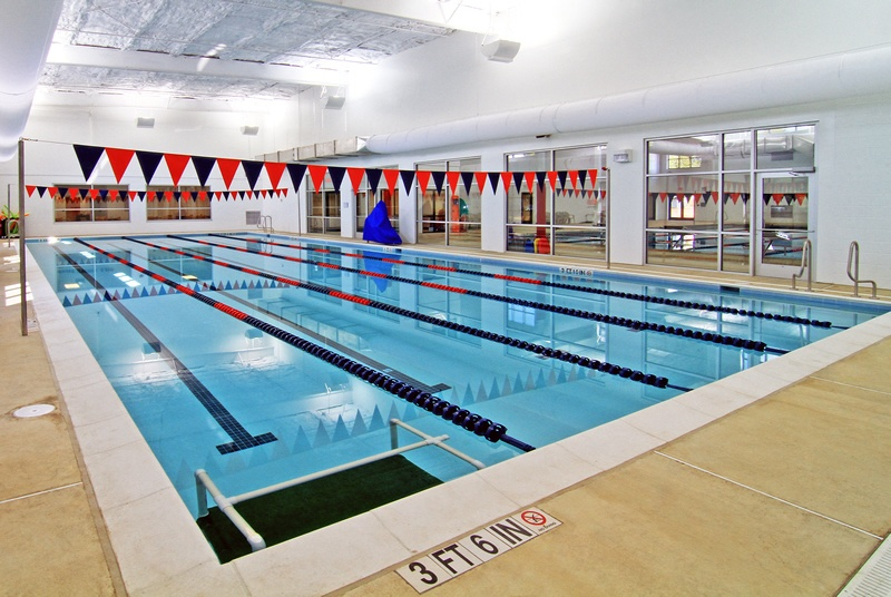 Occoquan Swimming Finds New Home At Central Park Aquatic Center