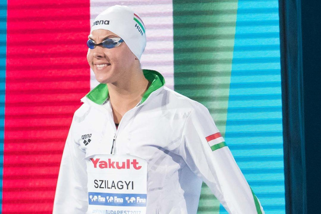 David Foldhazi, Liliana Szilagyi to Join Shane Tusup's Training Group