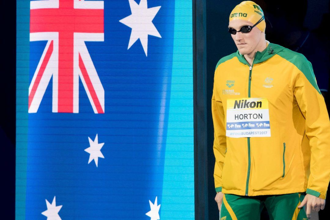 Australian Swim Team to Raise Awareness of Great Barrier Reef