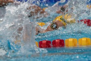 Madi Wilson Posts 1:52.44 800 Free Relay Split At Aussie Blitz