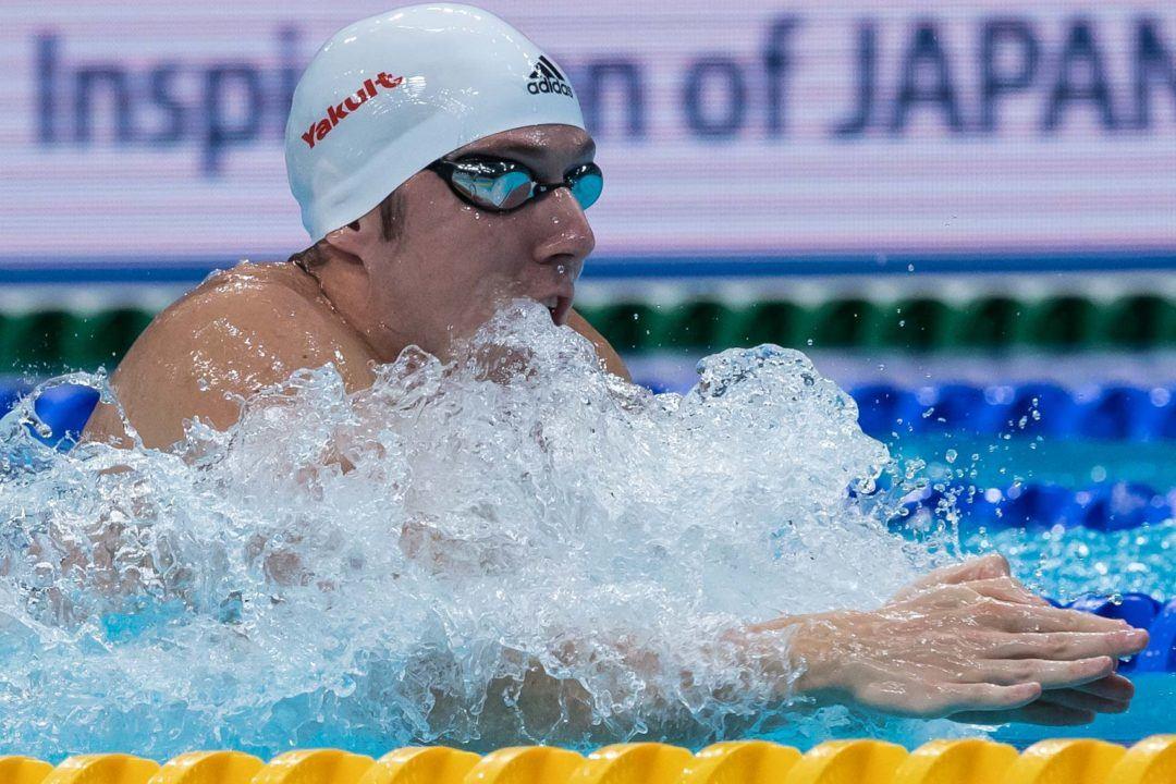 Budapest 2017: Marco Koch scheidet im Halbfinale über 200 m Brust aus