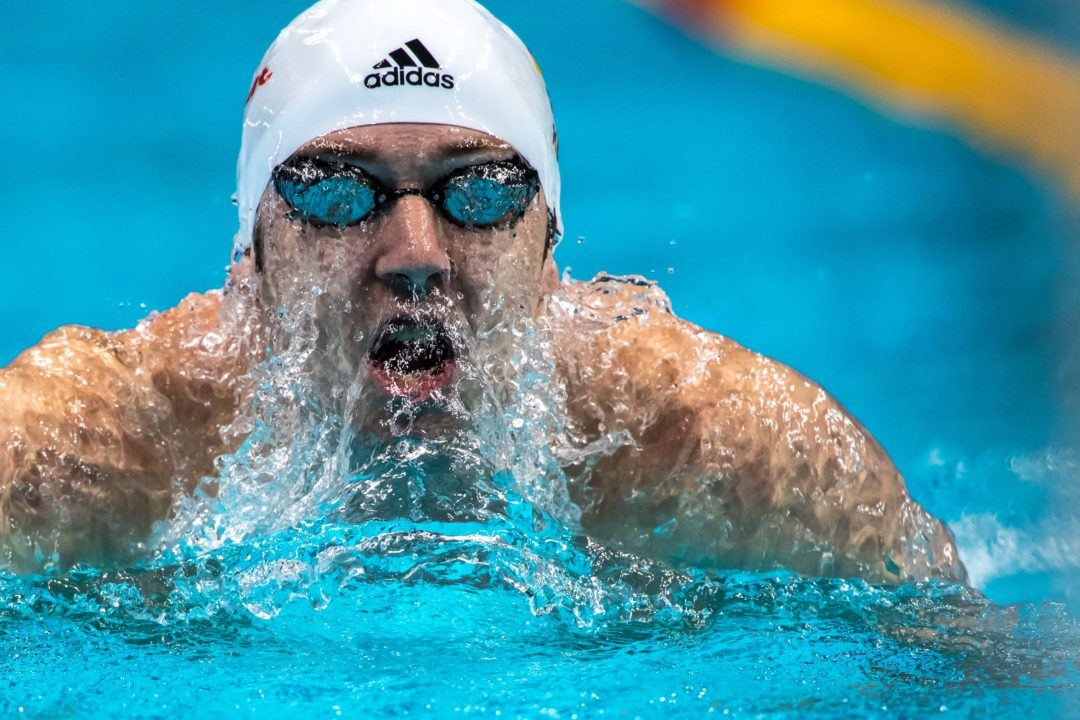 Marco Koch Goes World #5 2:08.7 in 200 Breast on Bergen Night 2
