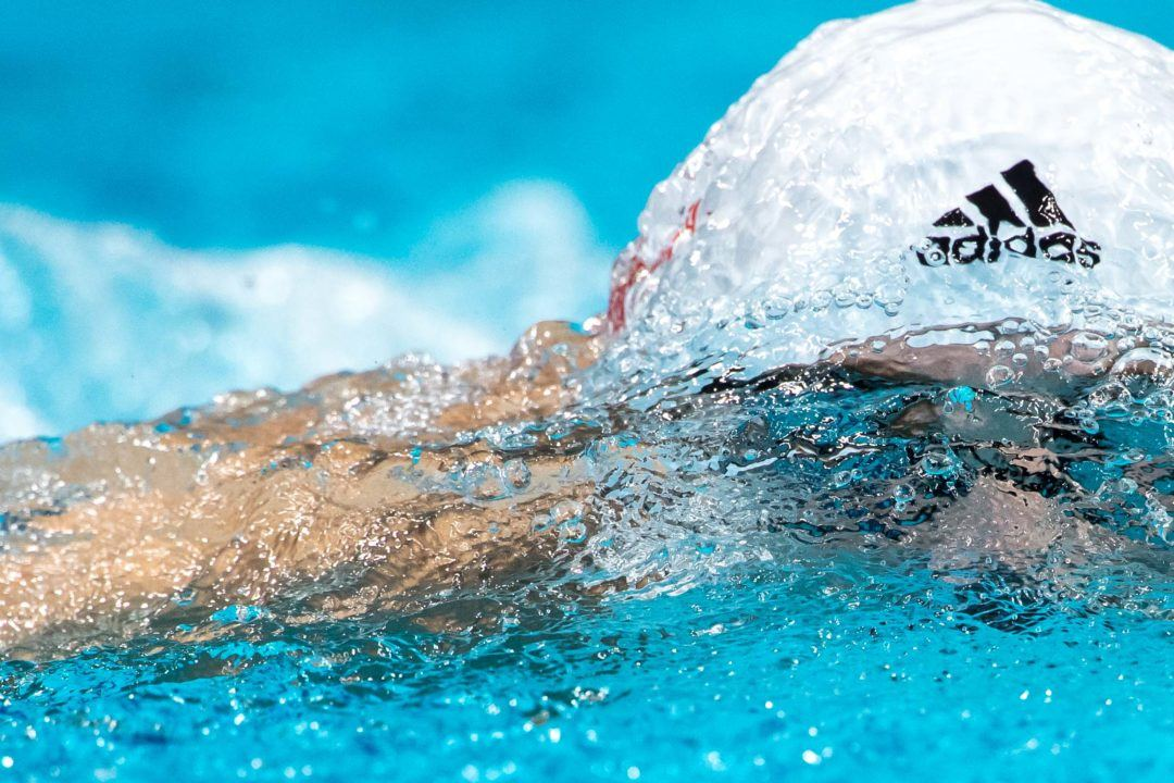 The Simple and Sneaky Mental Trick That Will Help You Swim Faster