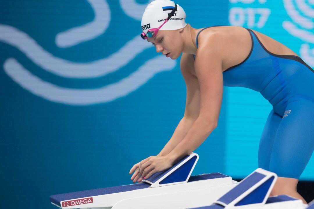 Estonians Clean Up At 2019 Baltic States Swimming Championships