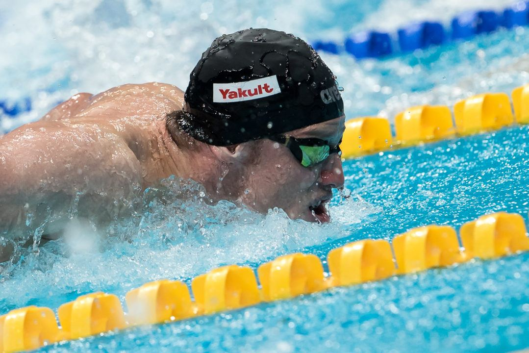 Germany's Heintz Rocks 4:14.27 Morning 400m IM In Stockholm