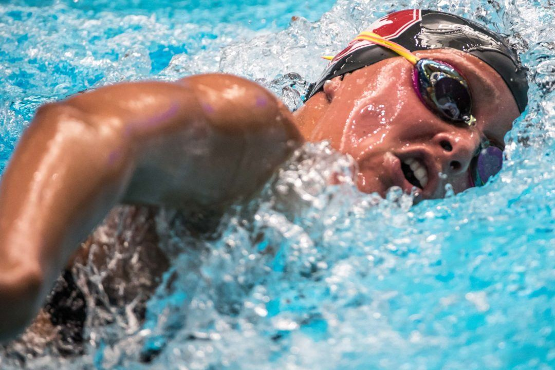 Stanford's Manuel, Byrnes Return in Dual Meet Victory Over Arizona