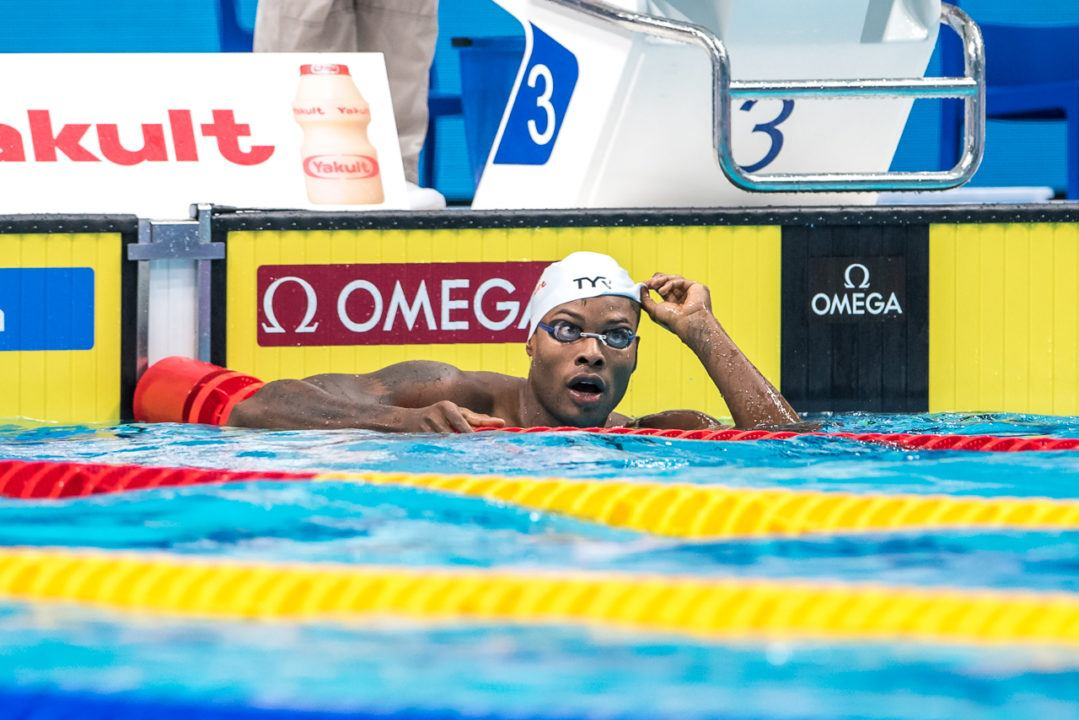 Saint Raphaël 2018 : Revivez la course du 100 nage libre messieurs