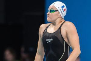 Henique, récord francés en 50 mariposa con 25.24: 5ª mejor all-time