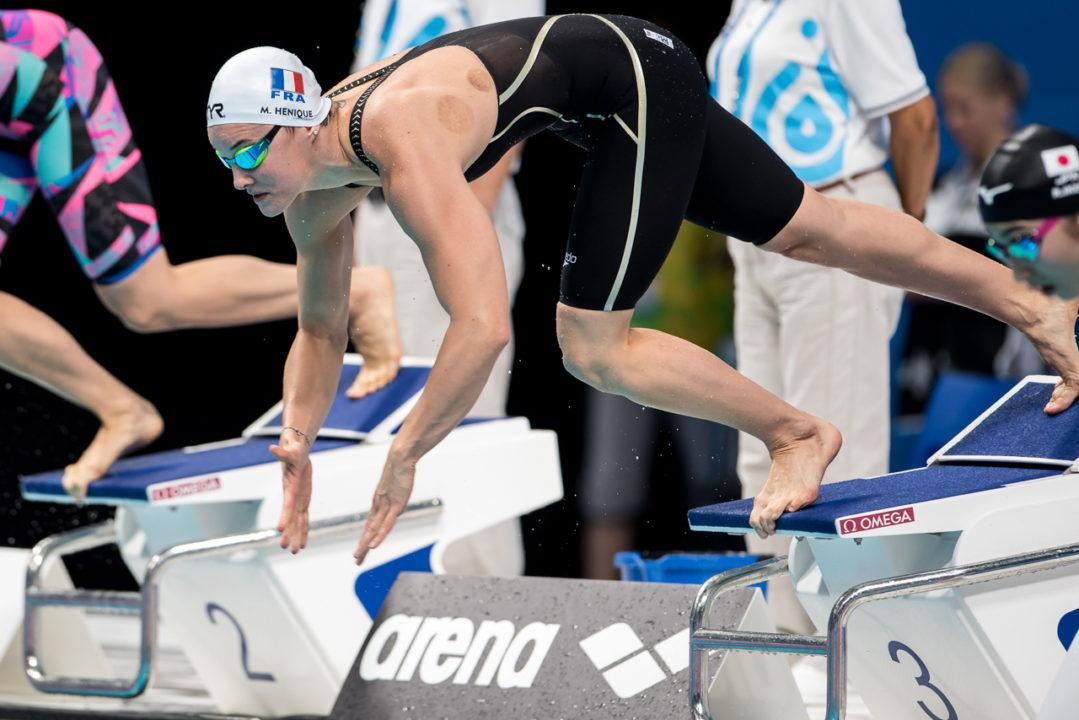 French Federation Selects 25 Swimmers for LEN Short Course Euros