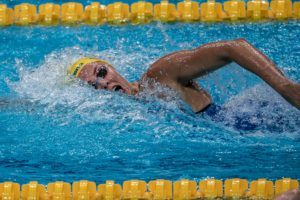 Coleman Takes 50 Free Over Kromo, C1 To Open FINA World Cup Berlin