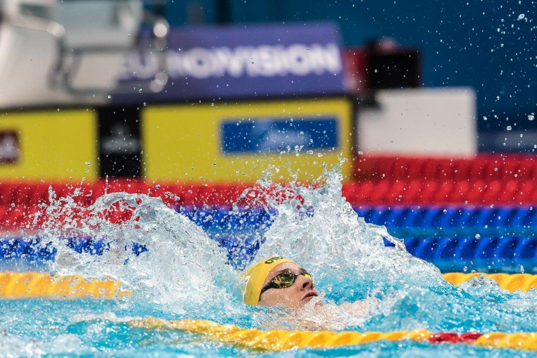 Aussie Trials Day 3: Larkin Looking To Solidify 200 IM Presence