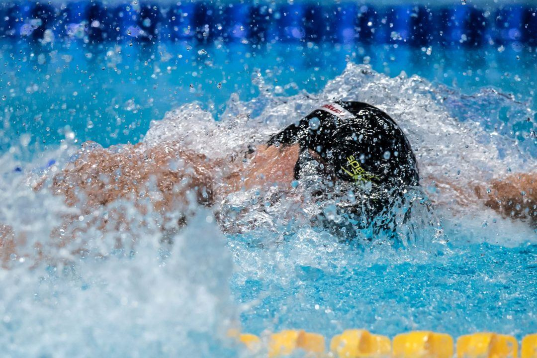 What to Do When You Are Getting Crushed by the Super Talented Swimmer