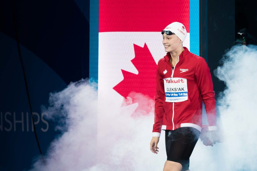 2019 Canadian Swimming Trials: Day 2 Finals Live Recap