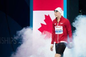 Canadian Trials Psych Sheets: Oleksiak Drops 100 Fly, No McIntosh In 400 Free