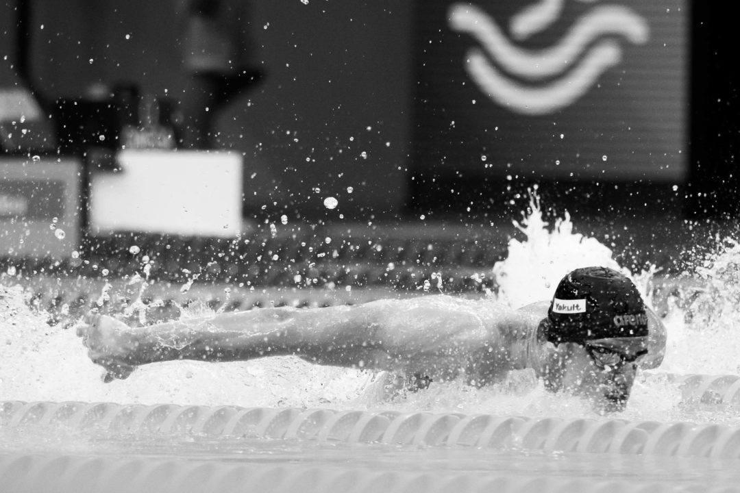 Kurzbahn-EM: Philip Heintz gewinnt Bronze über 200 m Lagen