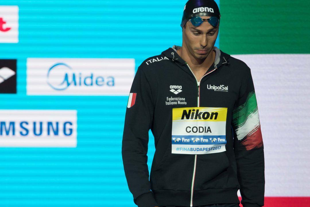 """Piero Codia Non Parteciperà Alla ISL Per """"Scelte Tecniche"""""""