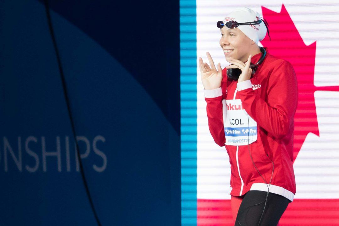 Rachel Nicol Gives Perspective on Another Setback for Canadian Olympic Trials