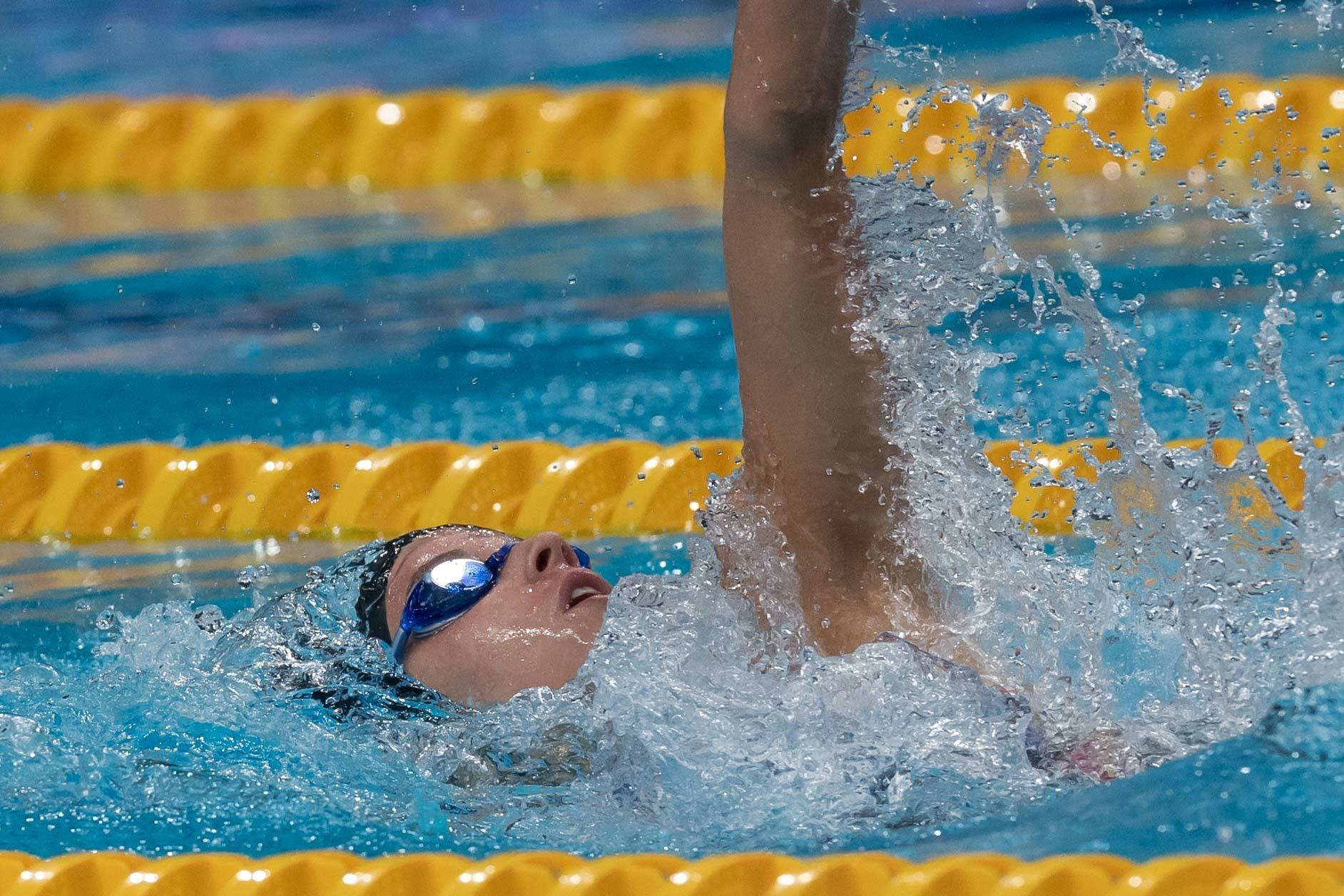 Canada captures four medals at world junior swimming championships