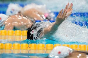 Ikee Breaks Second WJR of Tokyo World Cup With 57.75 IM