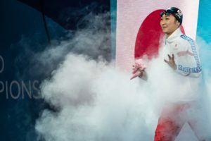 La Giapponese Rikako Ikee Annuncia Il Suo Nuovo Allenatore