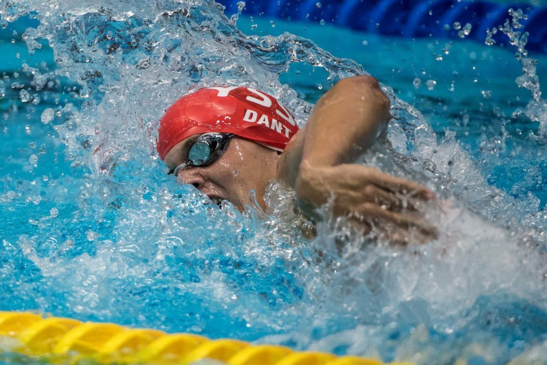 McHugh, Dant, Burns Set YMCA National Records on Day 5 of Y Nats