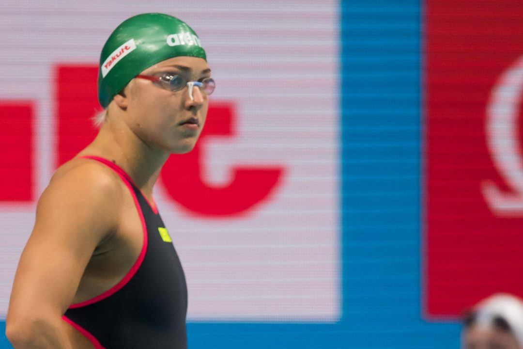 Lithuanian Olympic Champion Meilutyte Faces Possible Ban For Missed Tests