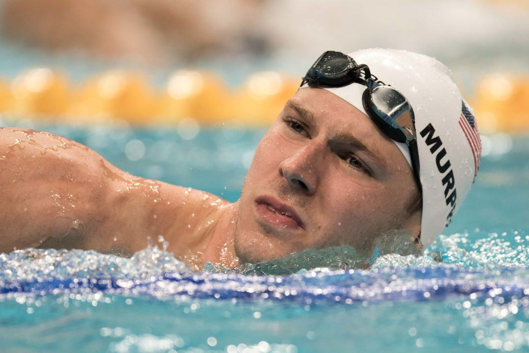 Day 4 Relay Lineups: Murphy, Cordes Highlight American Squad