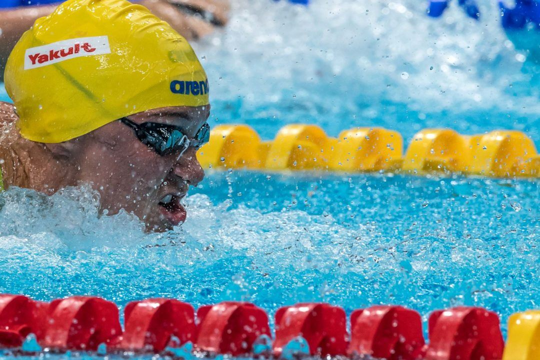 Watch Sarah Sjöström Swim the 2nd-Fastest 100 Fly in History (Race Video)