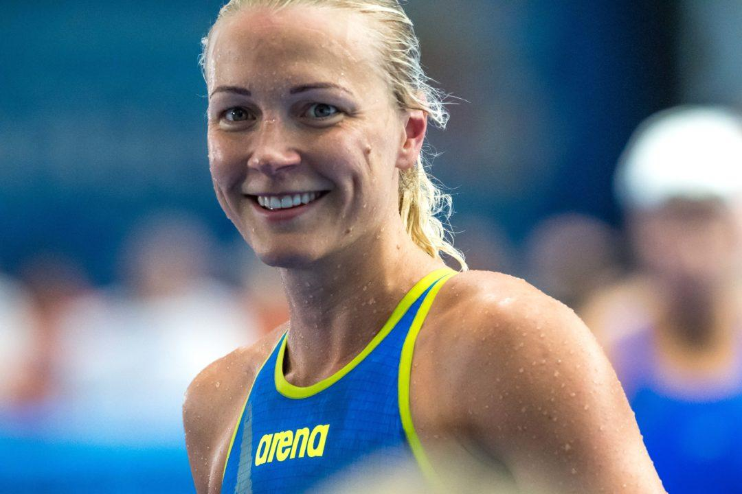 SwimSwam Pulse: 48% Predict Sjostrom As Top 100 Freestyler of 2018