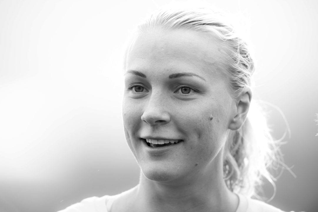 Watch Sjostrom's 50.58 Short Course 100 Free World Record