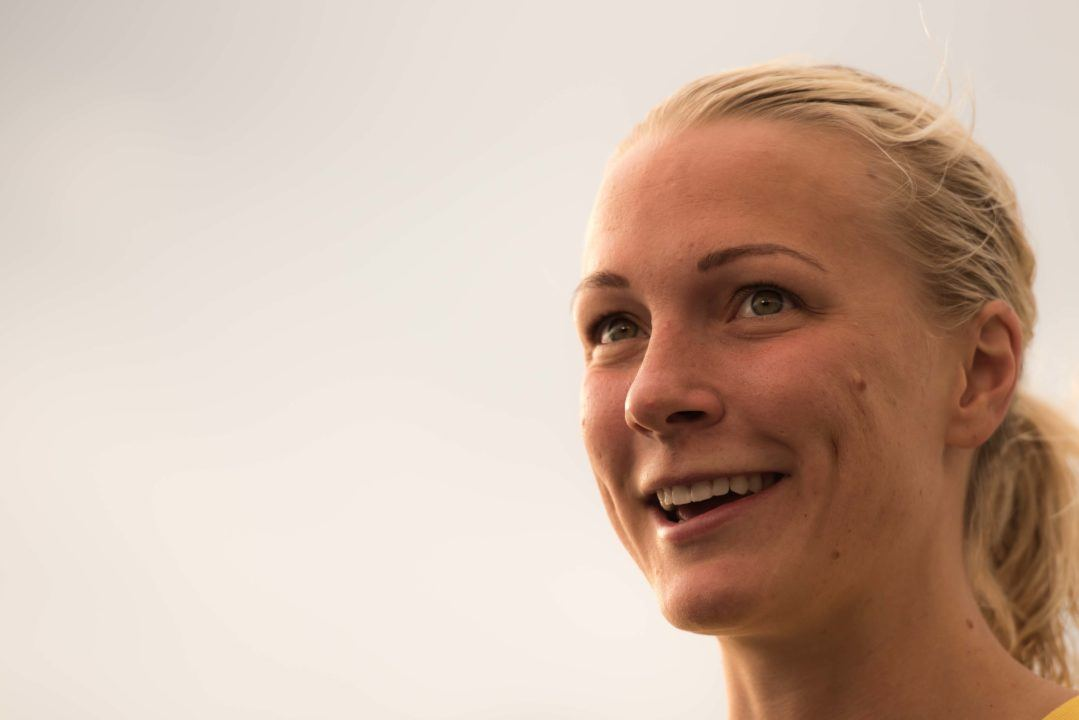 Sweden's Sarah Sjostrom Nominated for Jerring Award for 7th Time