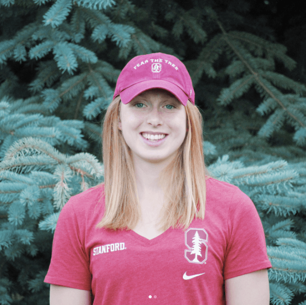 NAG Record Holder and SwimSwam's #3 Zoe Bartel Verbals to Stanford