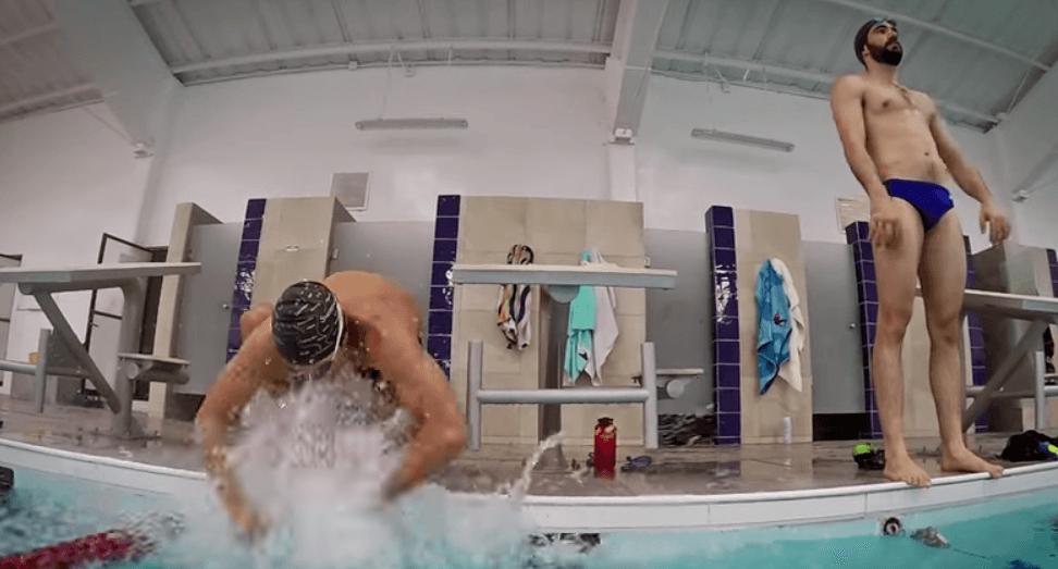 Swimmers' Top 12 Pre-Race Rituals (Video)