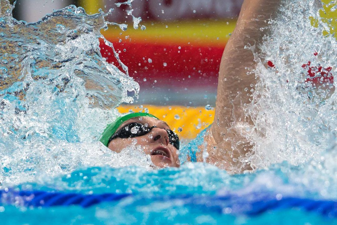 2017 WUGs: Shane Ryan Becomes First Irishman Under 25 Sec In 50 Back