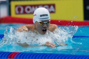 Wang Shun Posts 1:56.78 to Win 200 IM Final at Chinese Olympic Trials