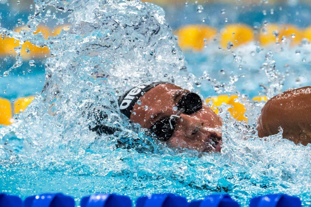 Italian Simona Quadarella Crushes Decade-Old National Record in 1500 Win