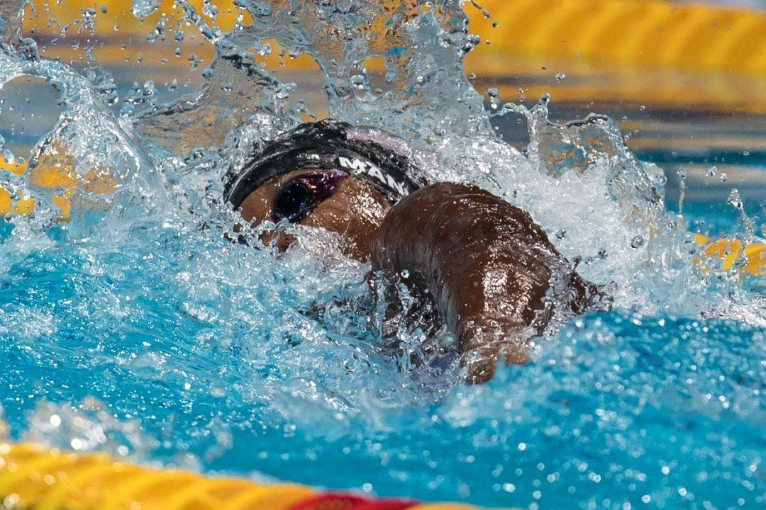 USA Razes World Record in 4×100 Mixed Free Relay